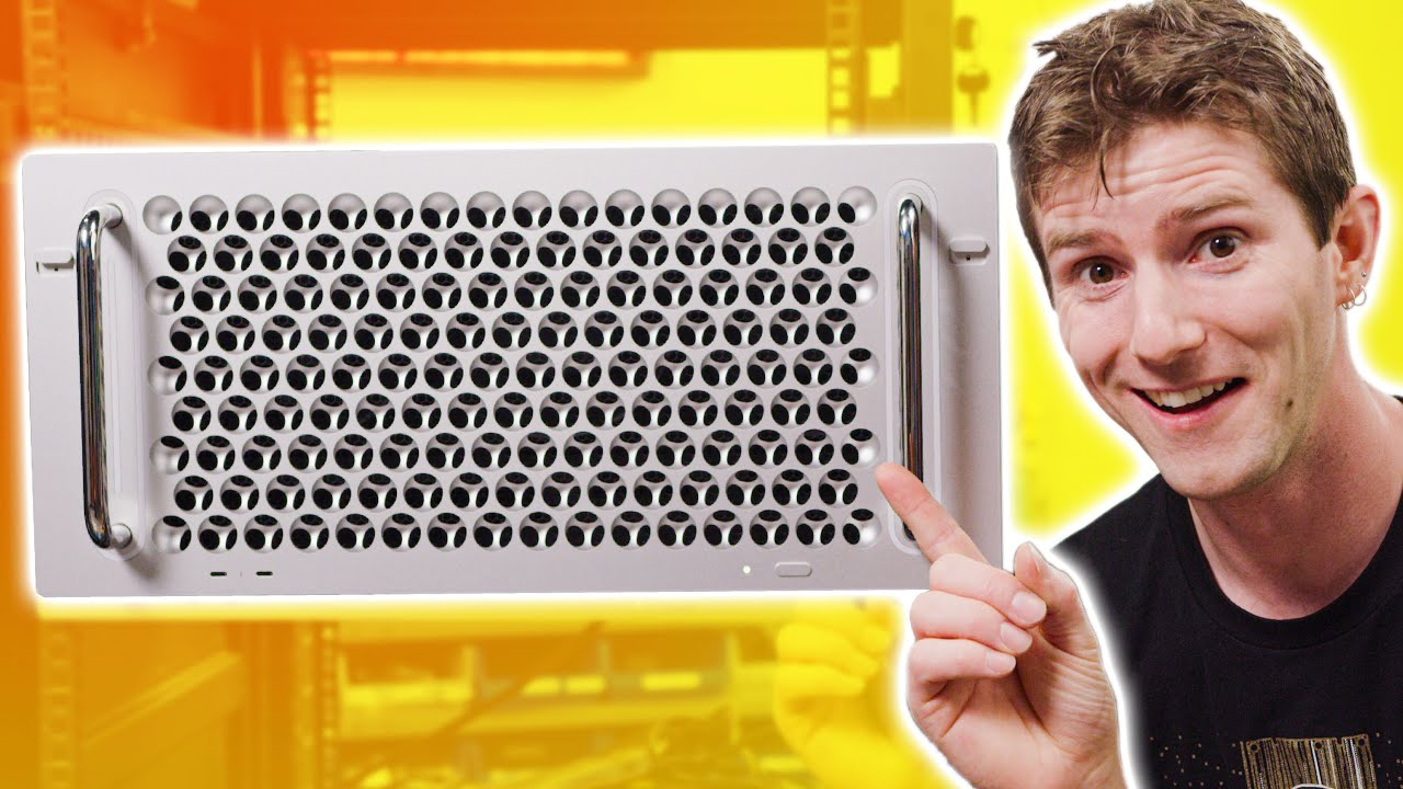 The MORE EXPENSIVE Mac Pro… – Rackmount Edition
