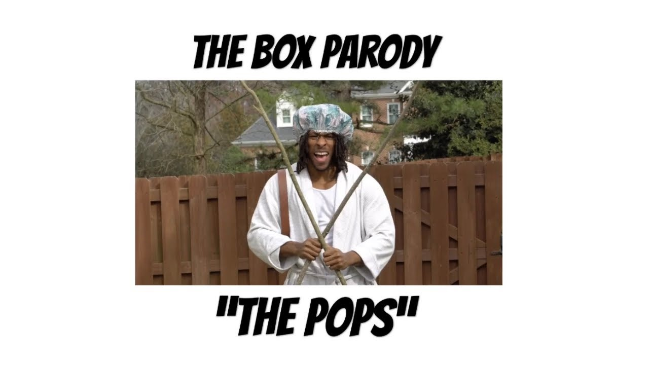 The Pops – The Box Parody