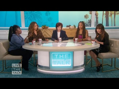 The Talk – JLo and Shakira Too Sexy for Super Bowl Halftime?
