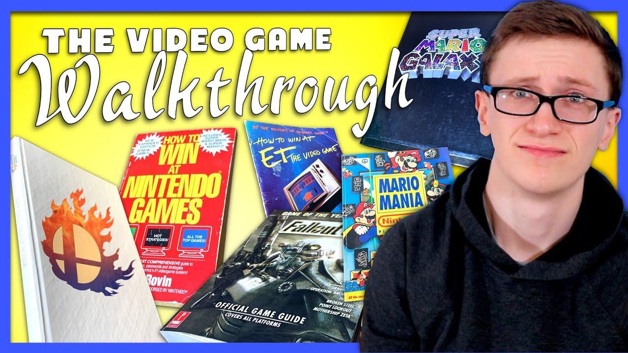 The Video Game Walkthrough – Scott The Woz
