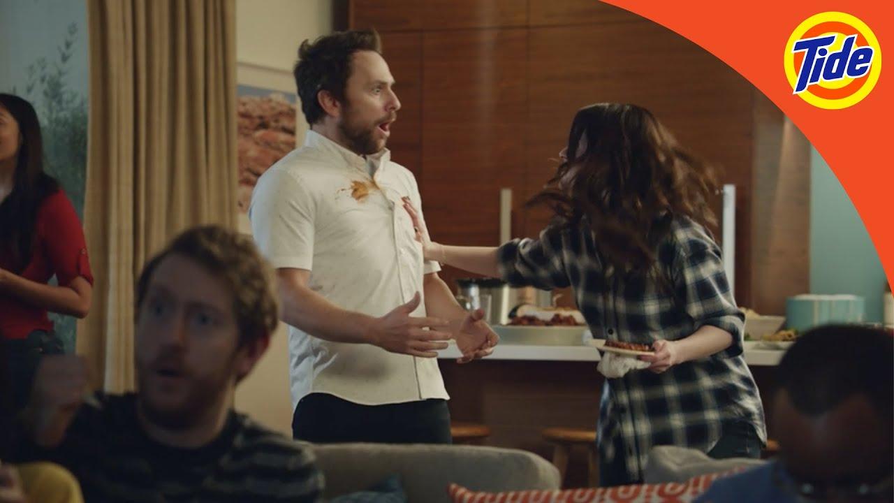 Tide Super Bowl LIV Commercial 2020 | Super Bowl now, #LaundryLater