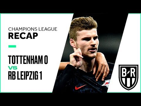 Tottenham 0-1 RB Leipzig: Champions League Recap with Goals, Highlights and Best Moments