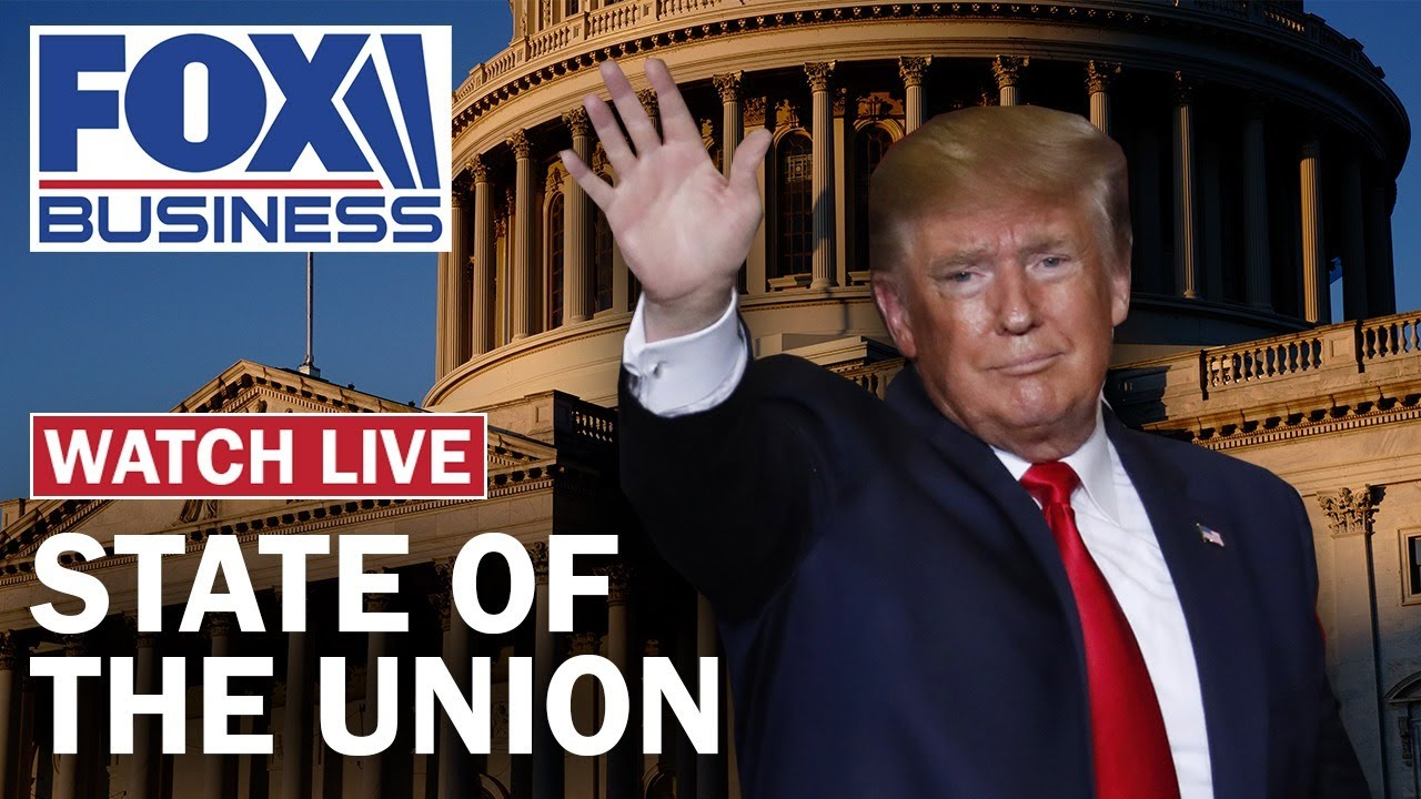 Trump delivers his State of the Union