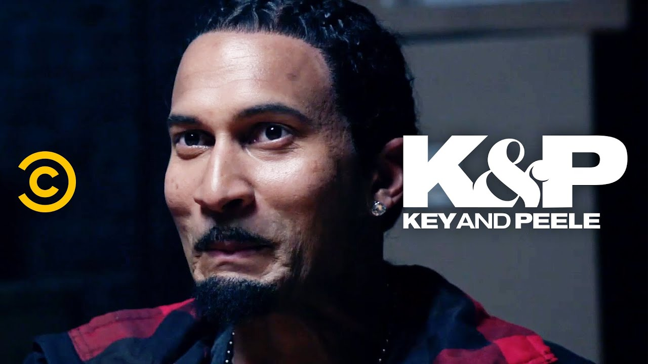 Trying Not to Laugh When Your Friend Is Crying – Key & Peele