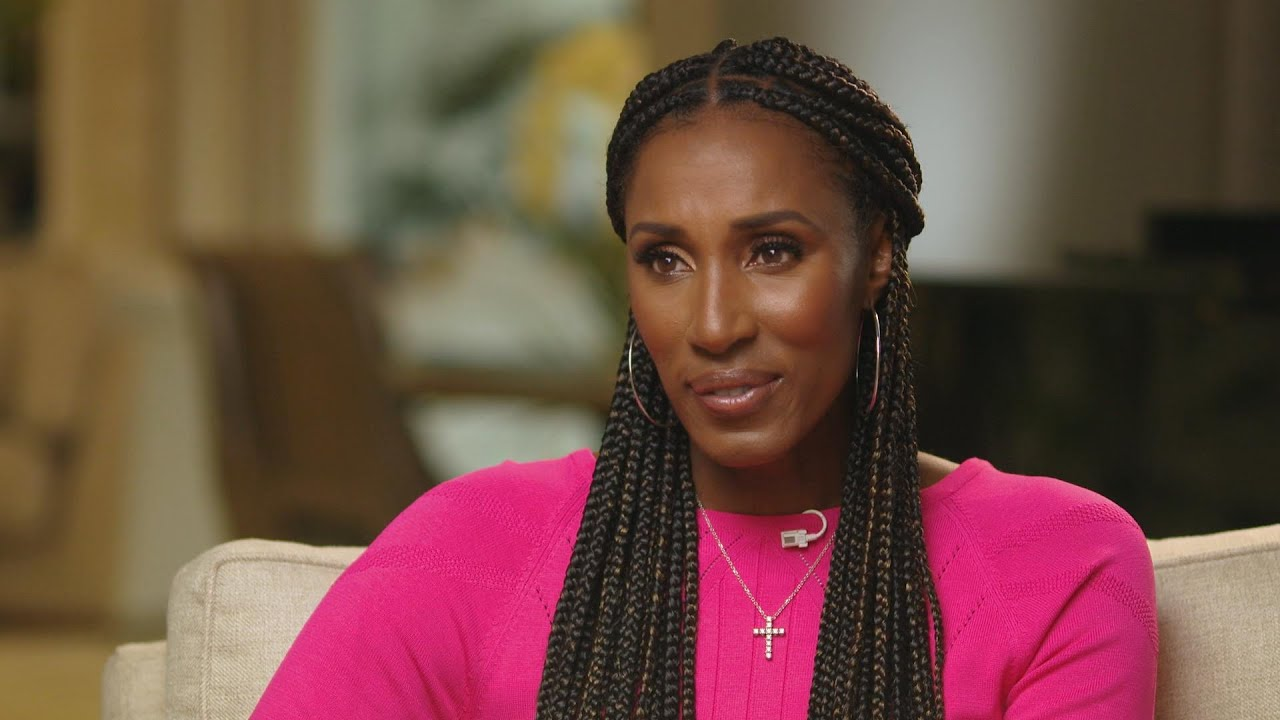 WNBA star Lisa Leslie on Kobe Bryant's rise and legacy