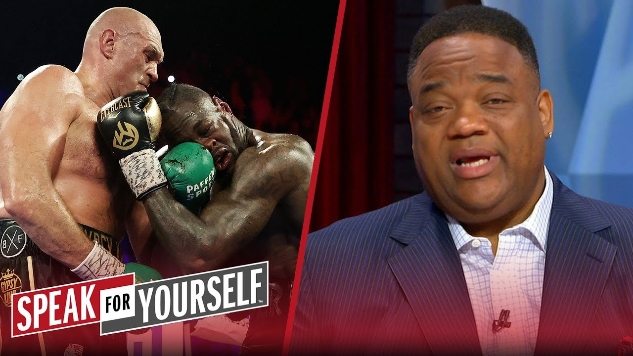 Whitlock and Wiley react to Tyson Fury defeating Deontay Wilder | PBC | SPEAK FOR YOURSELF