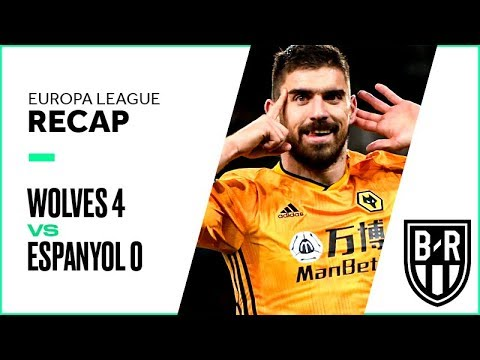Wolves 4-0 Espanyol: Europa League Recap with Goals, Highlights and Best Moments