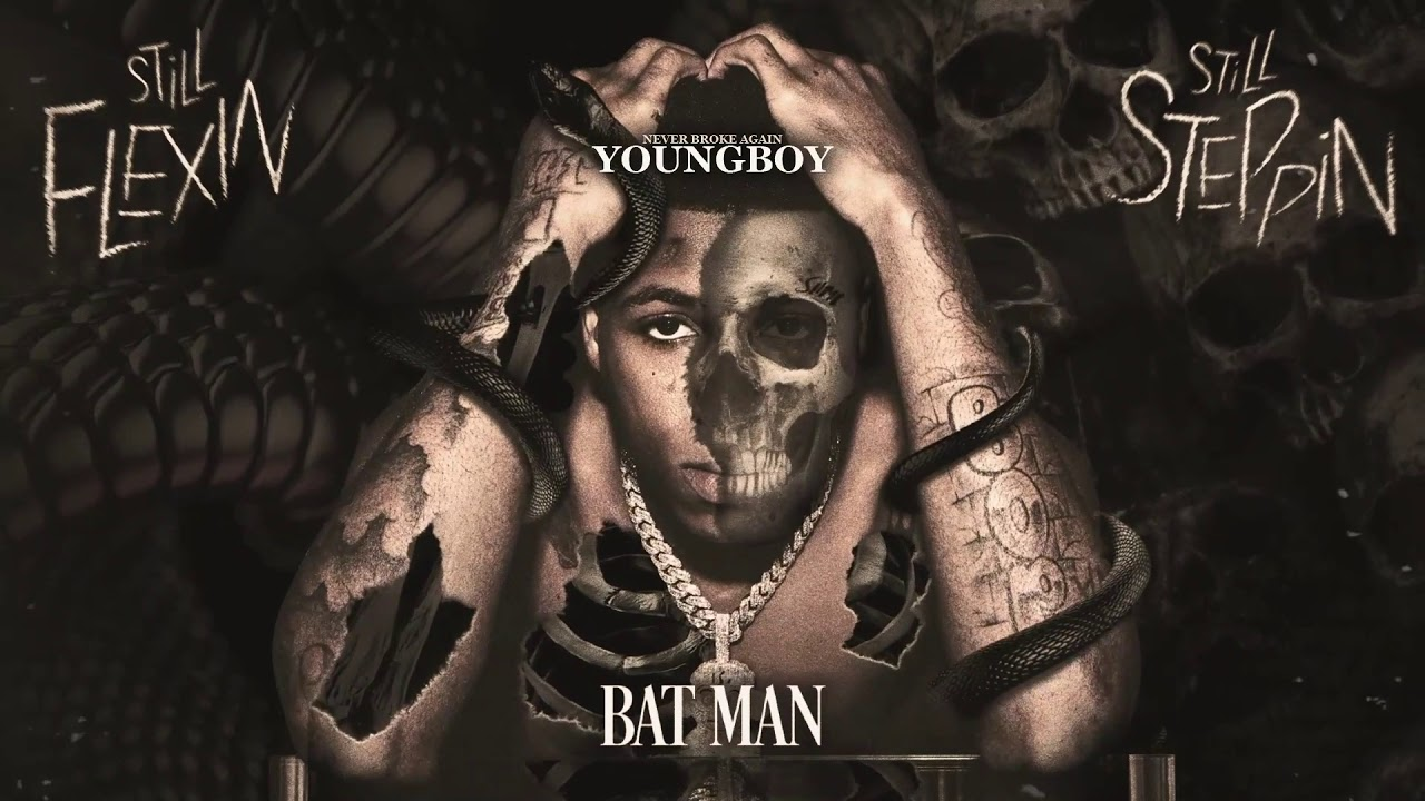 YoungBoy Never Broke Again – Bat Man [Official Audio]