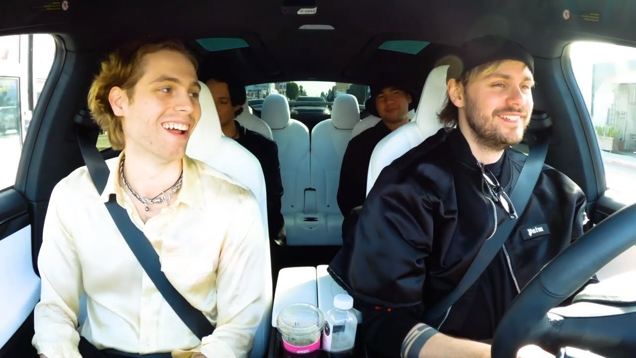 5 Seconds of Summer – Carpool Karabloke
