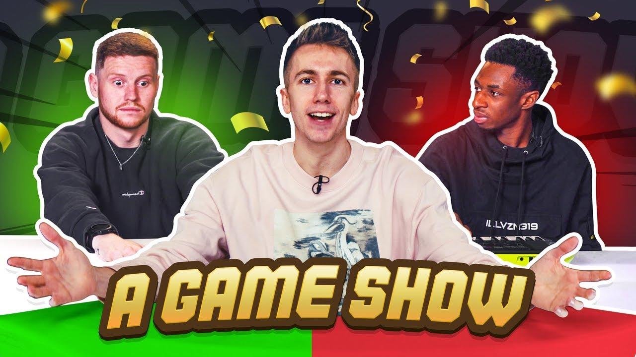 A BRAND NEW GAME SHOW ft. SIDEMEN