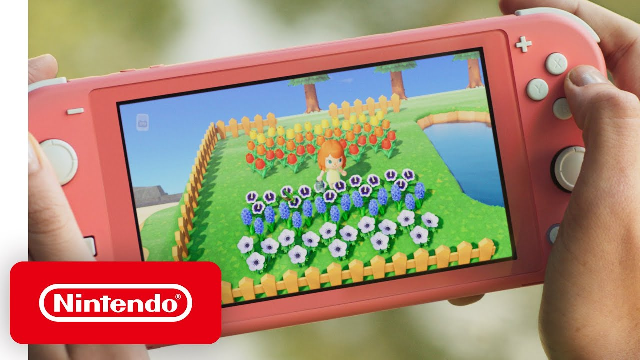 Animal Crossing: New Horizons – Your Personal Island Escape – Nintendo Switch