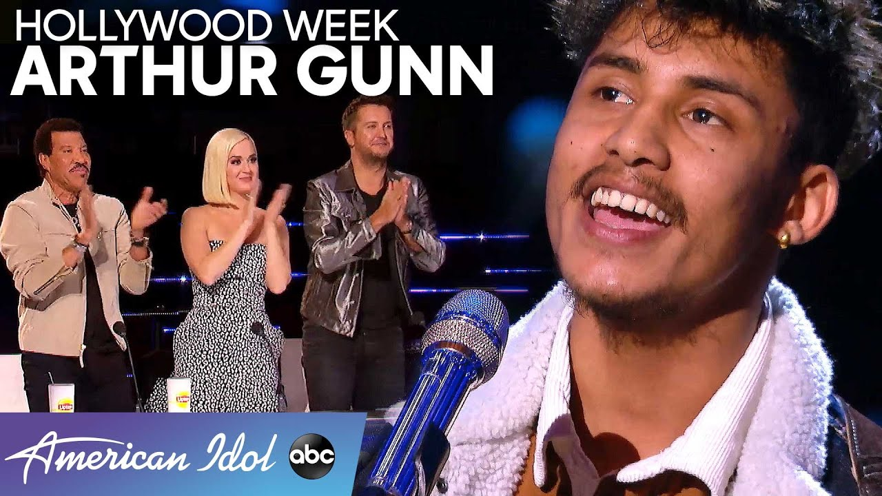 Arthur Gunn Puts an INCREDIBLE Spin on a Creedence Clearwater Revival Classic – American Idol 2020