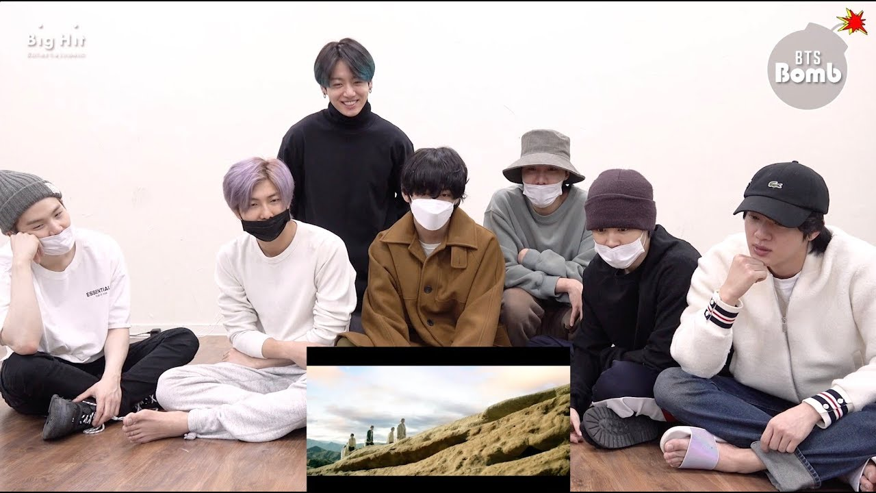 [BANGTAN BOMB] BTS 'ON' MV reaction – BTS (방탄소년단)
