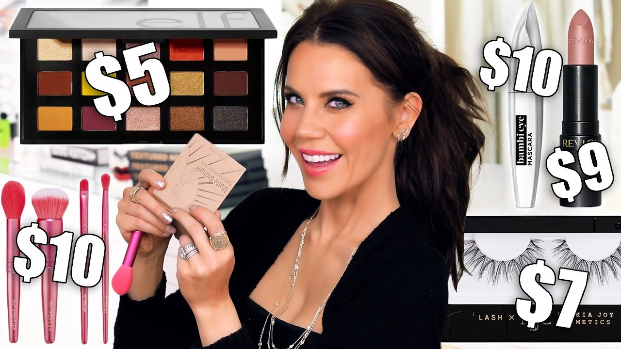 BEST UNDER $10 DRUGSTORE MAKEUP