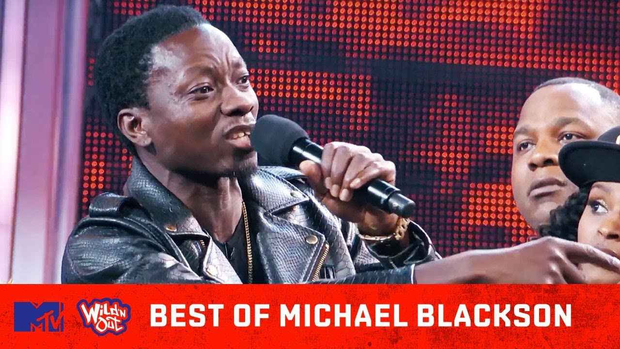 Best Of Michael Blackson ? Come Backs, Funniest Disses, & MORE! | Wild 'N Out