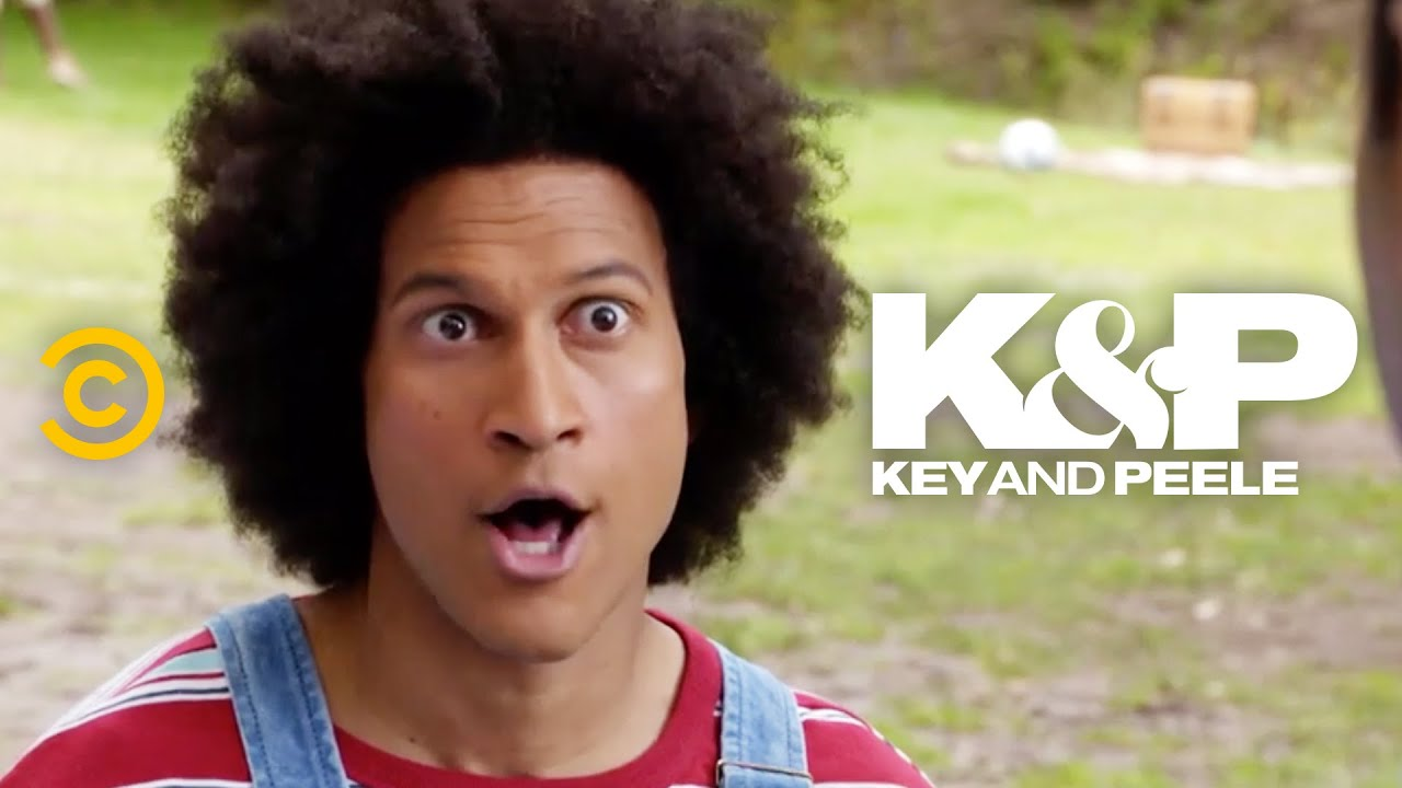 Bonding with a Kid Shouldn't Be This Hard – Key & Peele