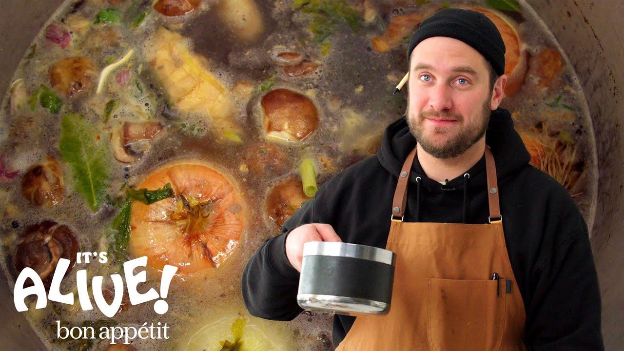 Brad Makes a Master Stock | It's Alive | Bon Appétit