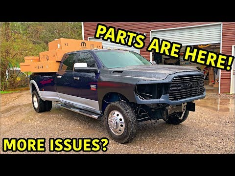 Building My Dad His Dream Truck Part 4