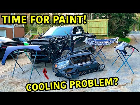 Building My Dad His Dream Truck Part 6