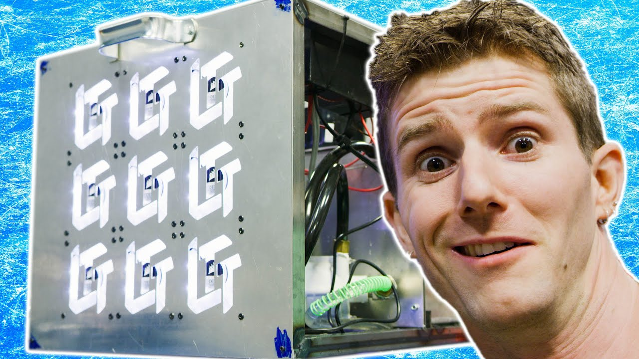 Building the Ultimate CPU Cooler!