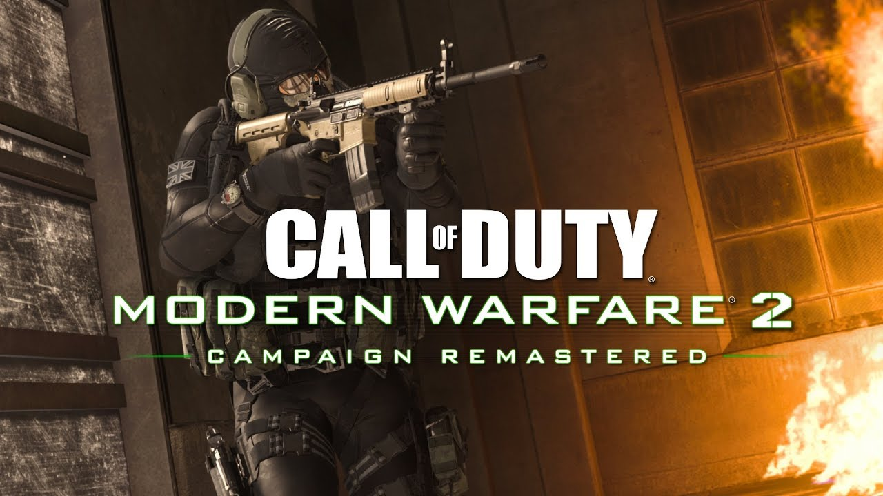 Call of Duty®: Modern Warfare® 2 Campaign Remastered – Official Trailer