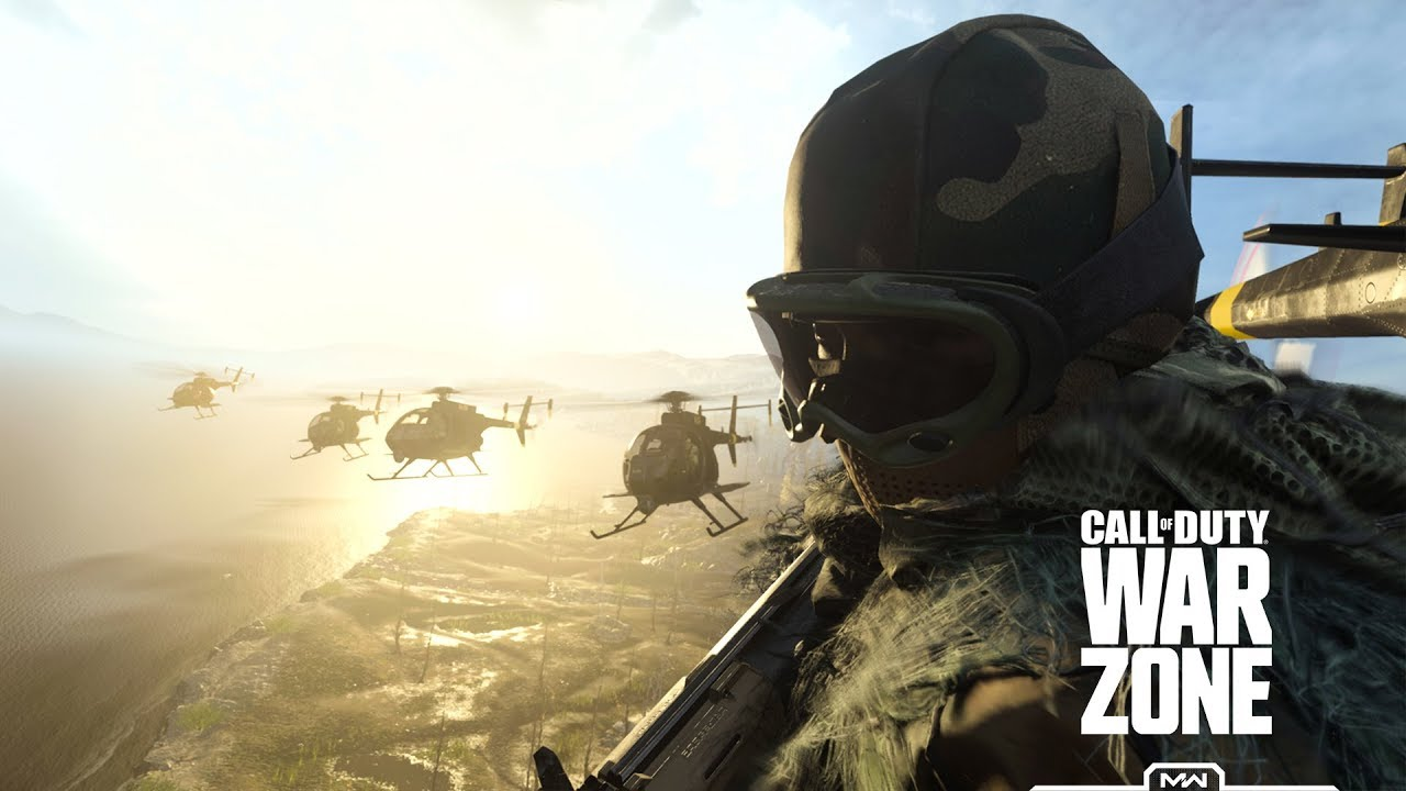 Call of Duty®: Warzone – Official Trailer