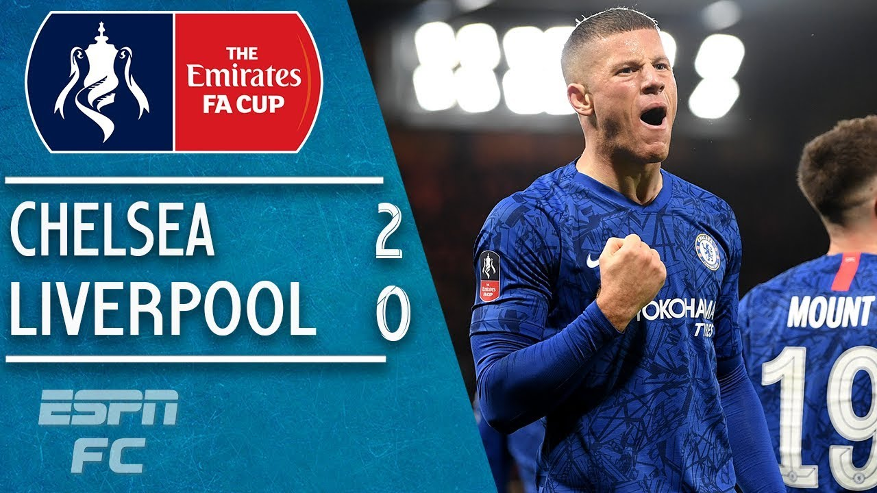 Chelsea hand Liverpool another defeat to reach the quarterfinals | FA Cup Highlights