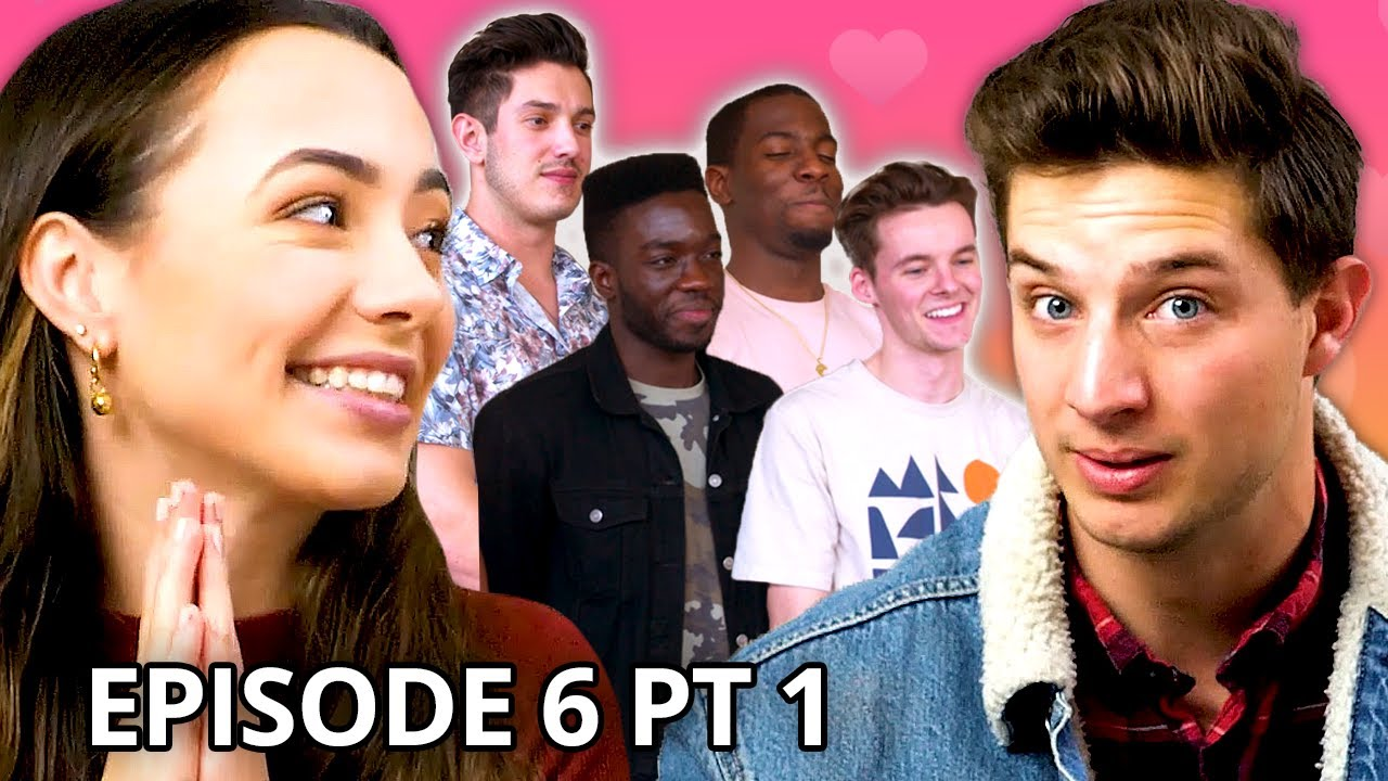 Christian Seavey vs. My 4 Boyfriends | Twin My Heart w/ The Merrell Twins Season 2 EP 6 Pt 1