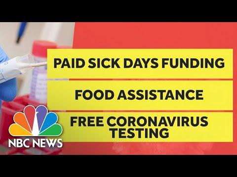 Congress And Trump Admin. Scramble For Coronavirus Aid Deal As Pandemic Causes Panic | Nightly News