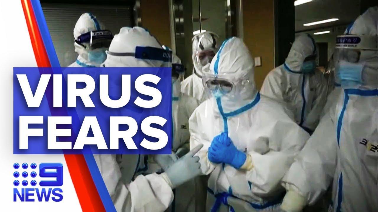 Coronavirus: 55 people exposed to disease in Australia   Nine News Australia