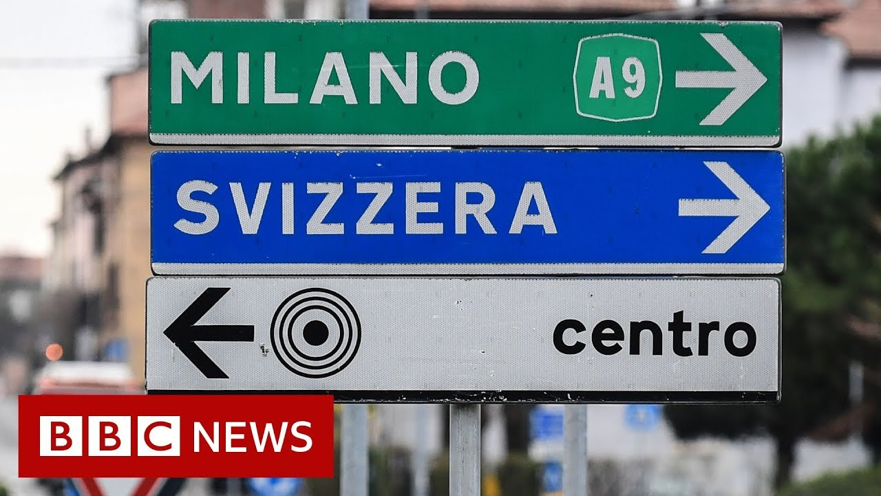 Coronavirus: Death toll soars in Italy  – BBC News