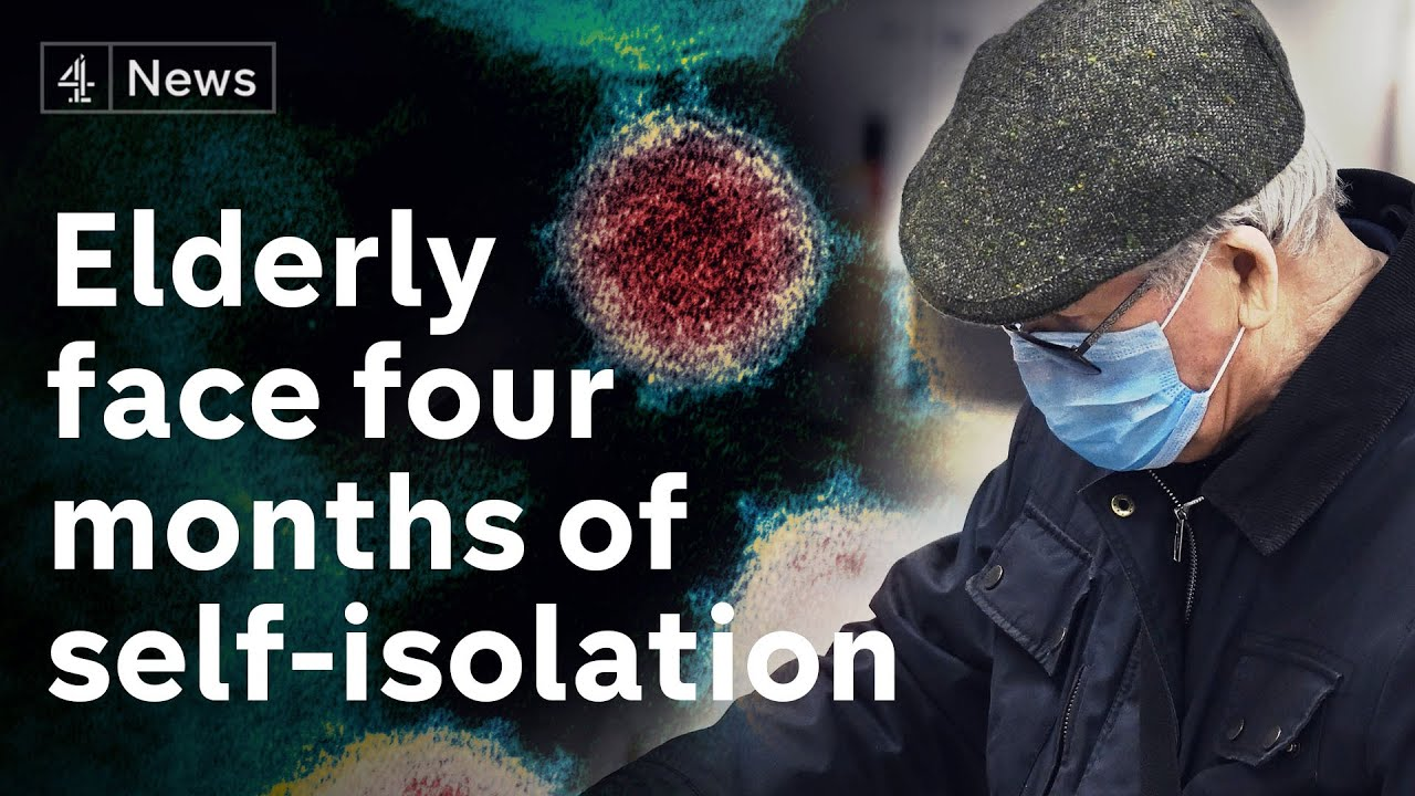 Coronavirus: Elderly could face four months of self-isolation as 14 more people die in the UK