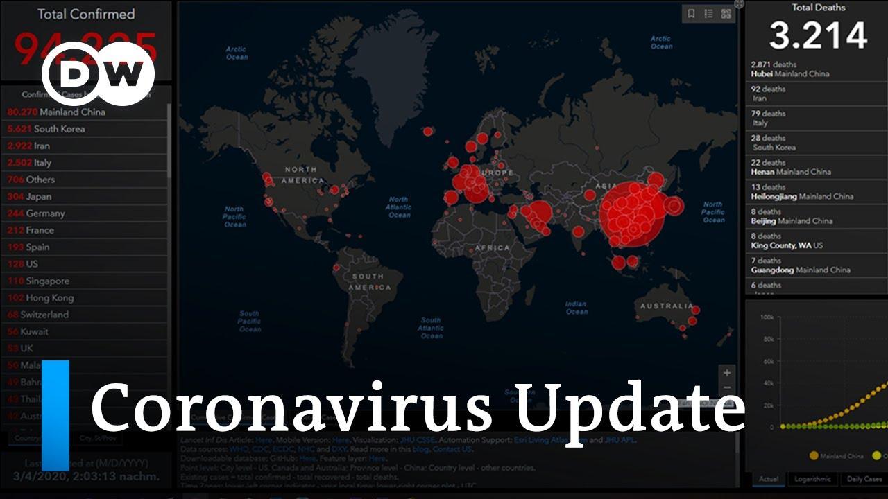 Coronavirus: Germany bans export of medical protection gear | DW News