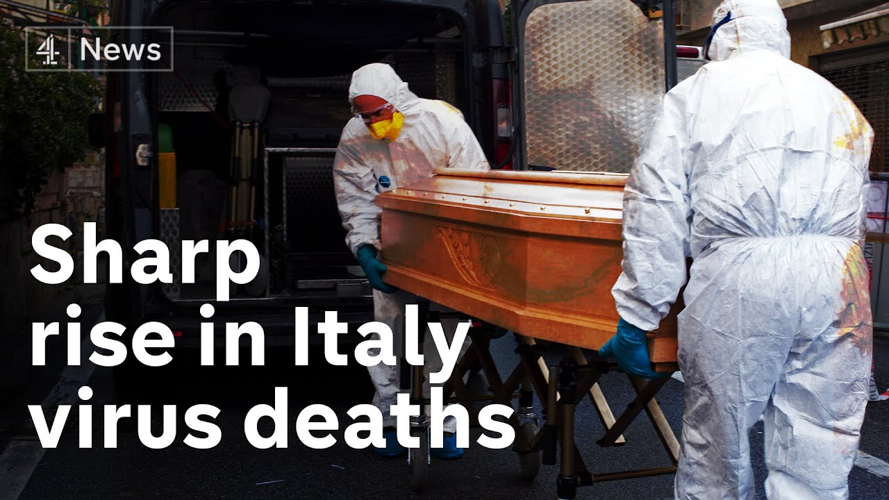 Coronavirus: Italy infections jump 50 per cent in 24 hours – as global death toll pass 3,000