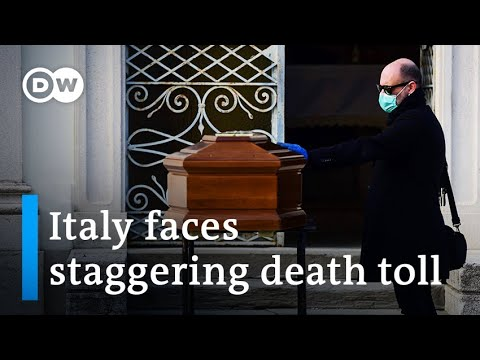 Coronavirus: Italy's death toll surges with peak nowhere in sight | DW News