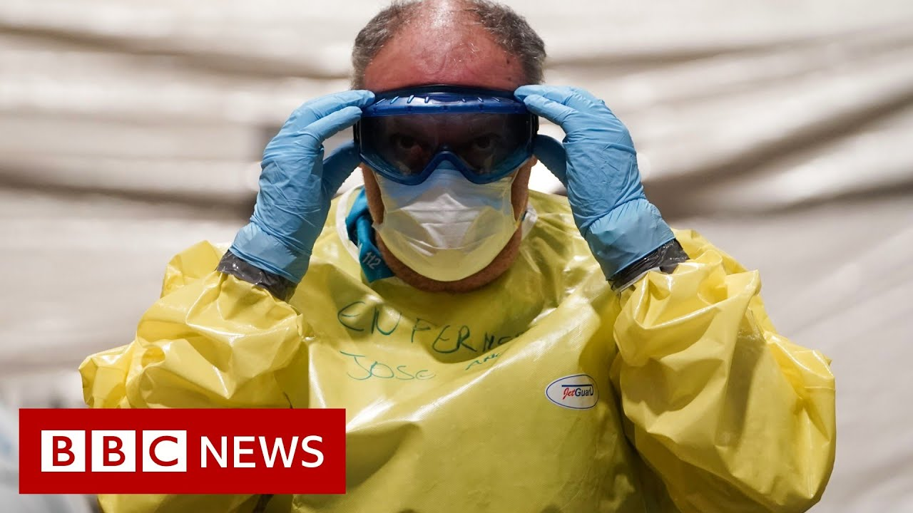 Coronavirus: Spain death toll tops 2,000 – BBC News