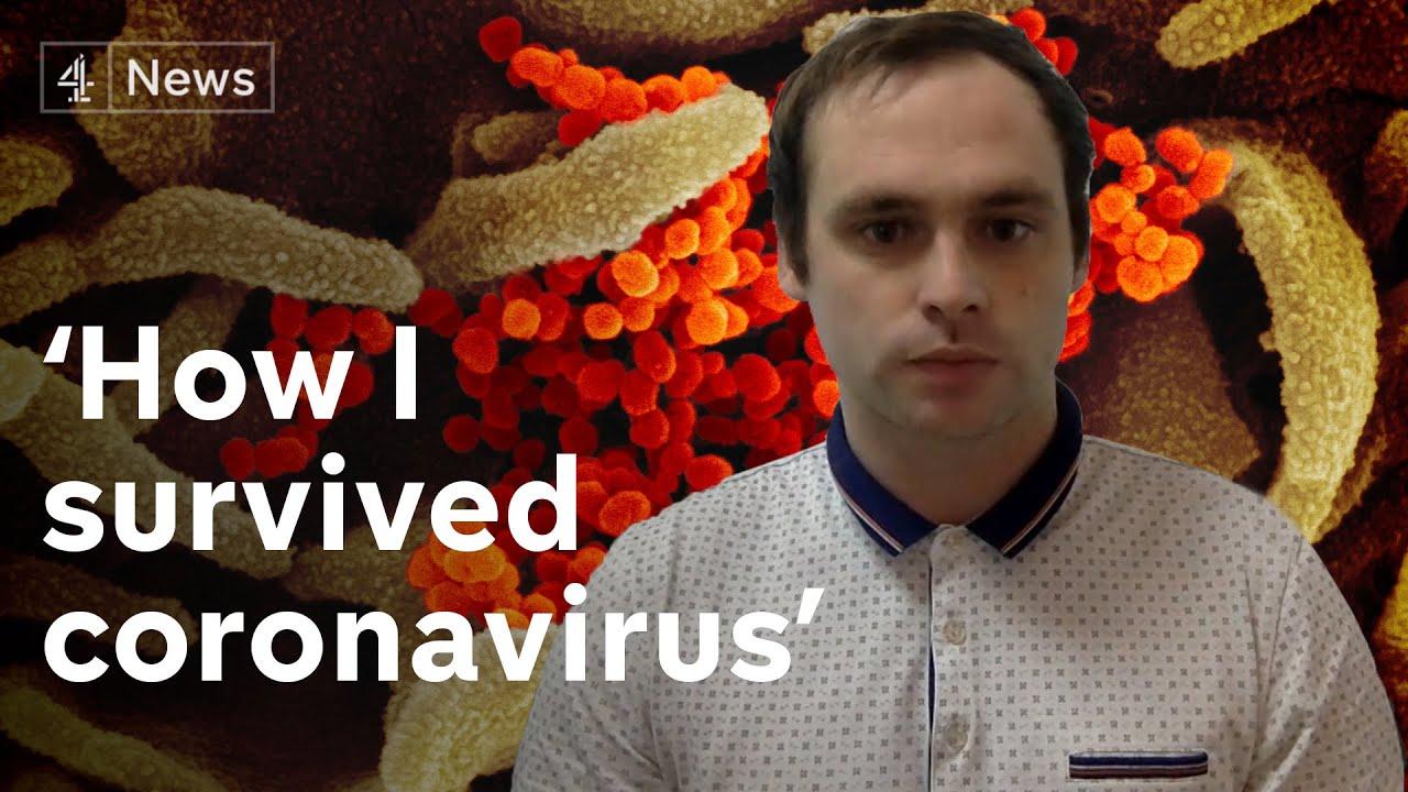 Coronavirus survivor reveals what it's like to have Covid-19