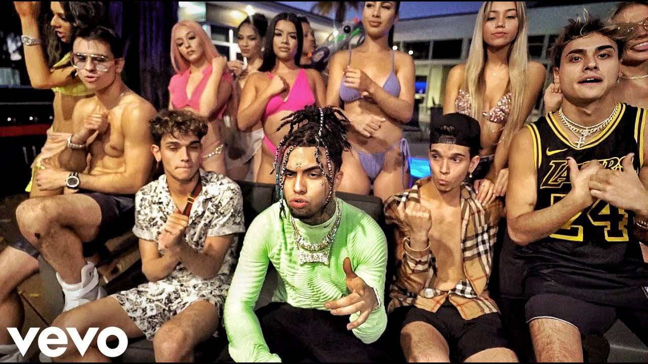 Dobre Brothers – You Know You Lit ft. Lil Pump (Official Video)