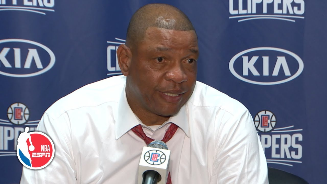 Doc Rivers says Lakers were more physical than Clippers | NBA on ESPN