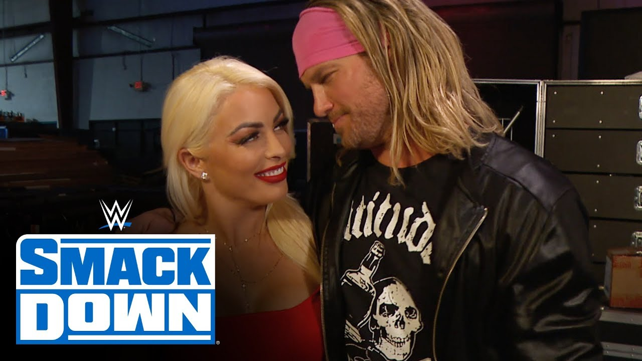 Dolph Ziggler calms Mandy Rose's nerves as tensions with Otis escalate: SmackDown, March 27, 2020