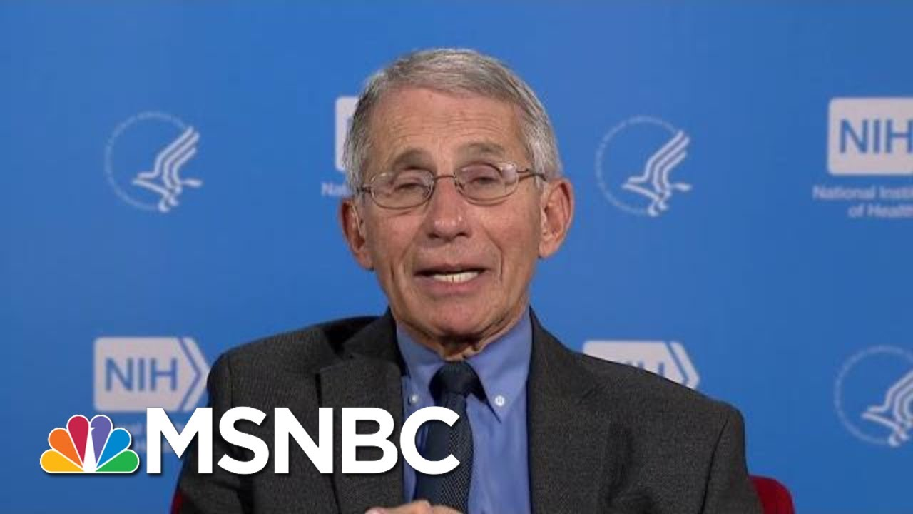 Dr. Fauci: I Expect More Cases And I Expect An Acceleration Of Testing | Morning Joe | MSNBC