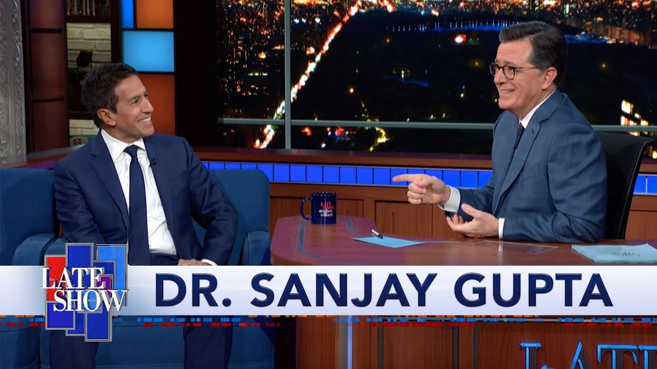 Dr. Sanjay Gupta: Panic Doesn't Serve Any Purpose