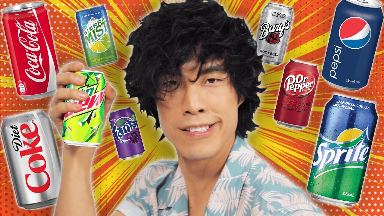 Eugene Ranks Every Popular Soda