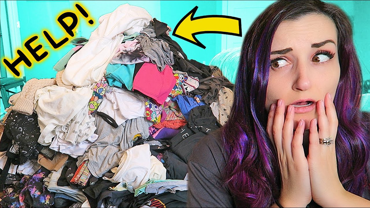 Extreme Closet Clean Out …GONE WRONG (so much regret)