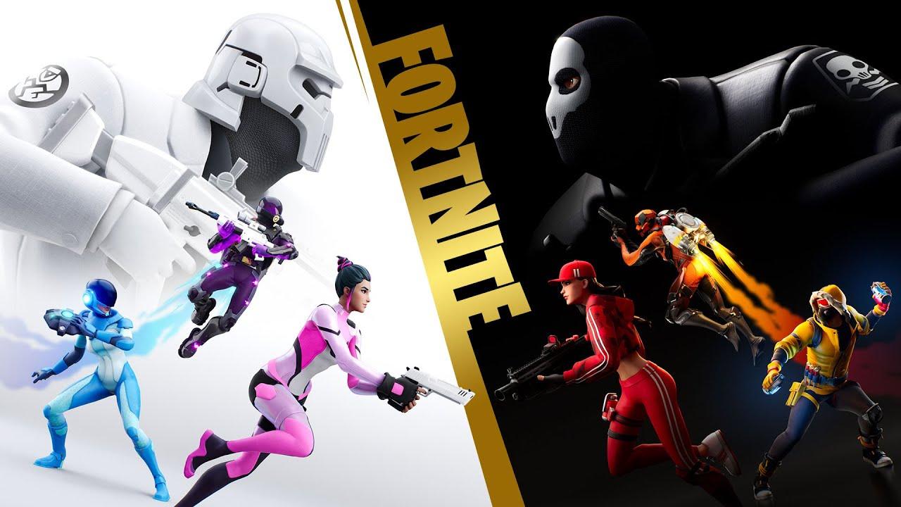 Fortnite –  Spy Games