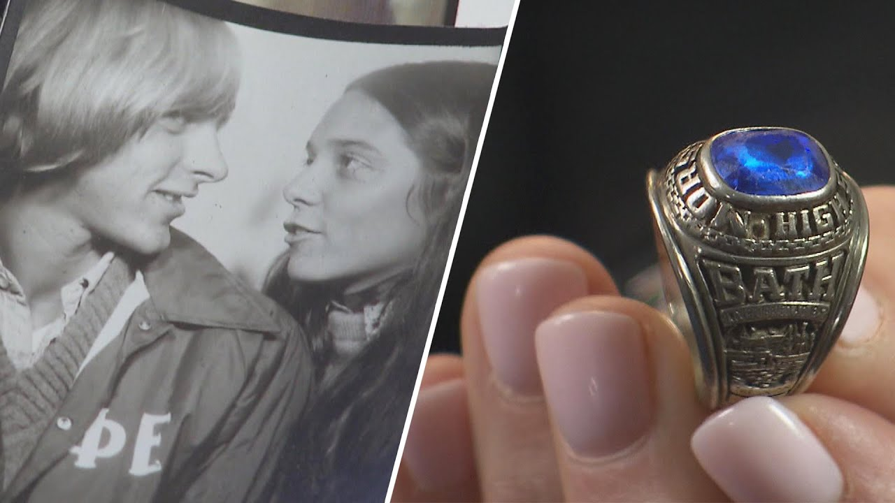 How Husband's Lost Ring Made it Back to Widow 47 Years Later