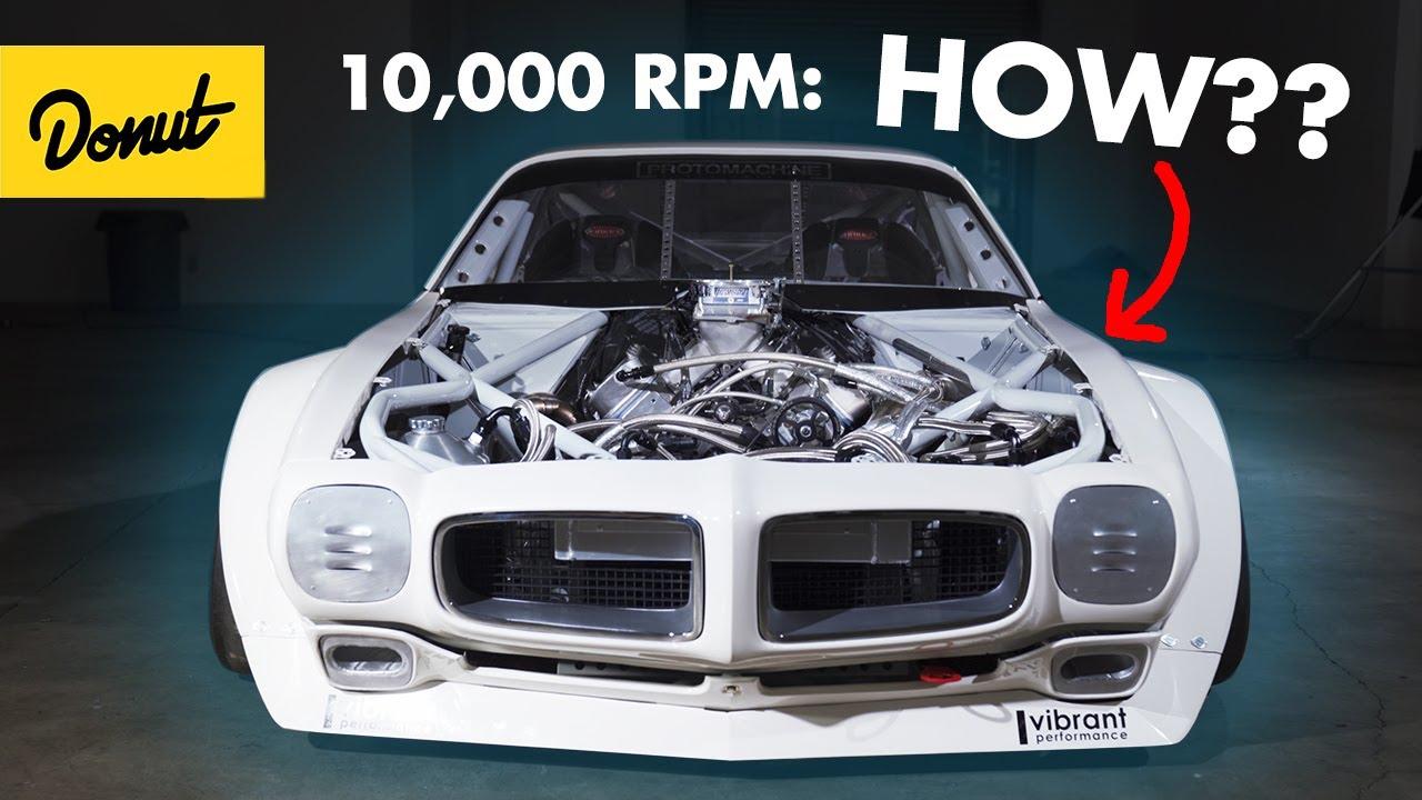 How an AMATEUR built this 1000HP custom Trans Am