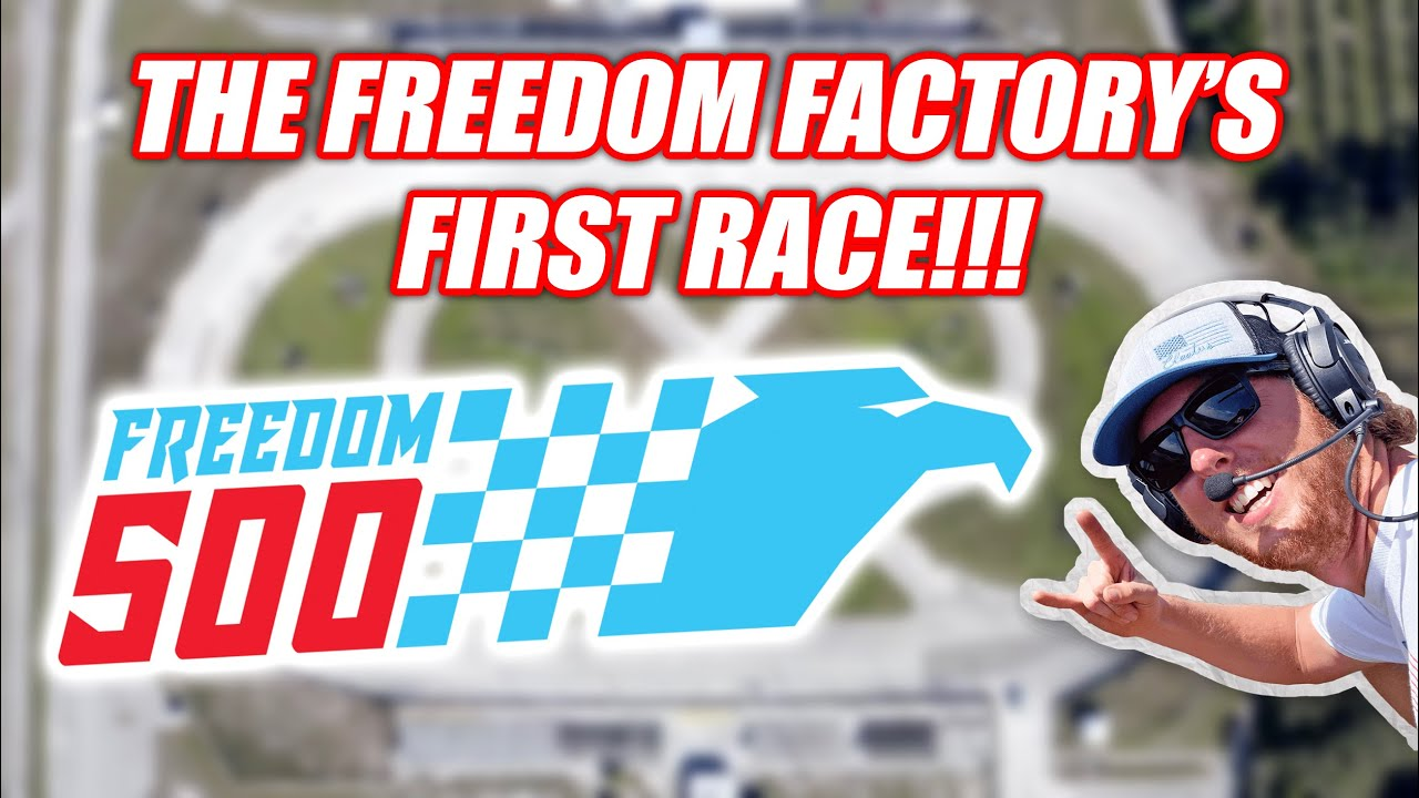"""Introducing the """"FREEDOM 500"""" Our First Official Freedom Factory Race!!! (Nitrous Crown Vics ONLY)"""