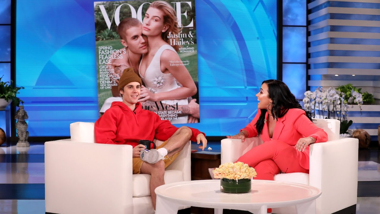 Justin Bieber Discovers He's in an 'Arranged Marriage' to Hailey