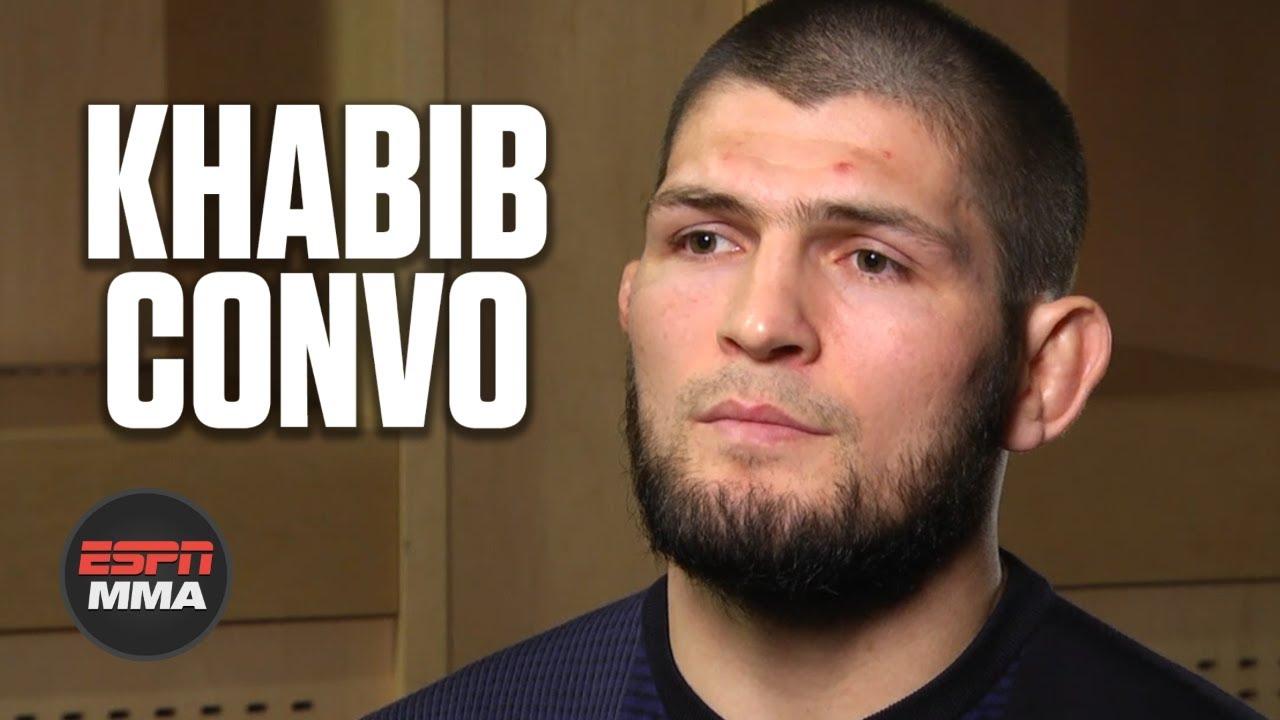 Khabib Nurmagomedov recaps Tony Ferguson press conference, previews UFC 249   ESPN MMA
